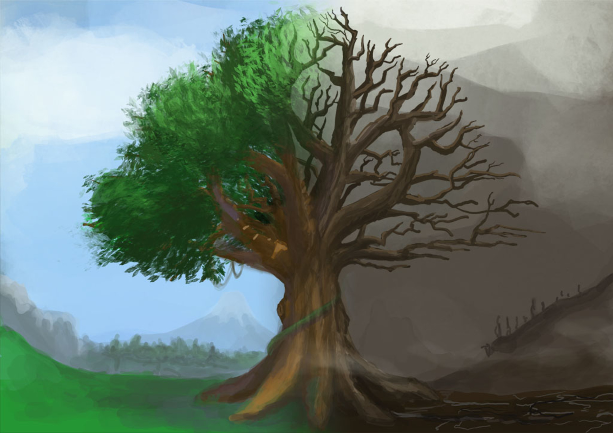 Дерево добра и зла