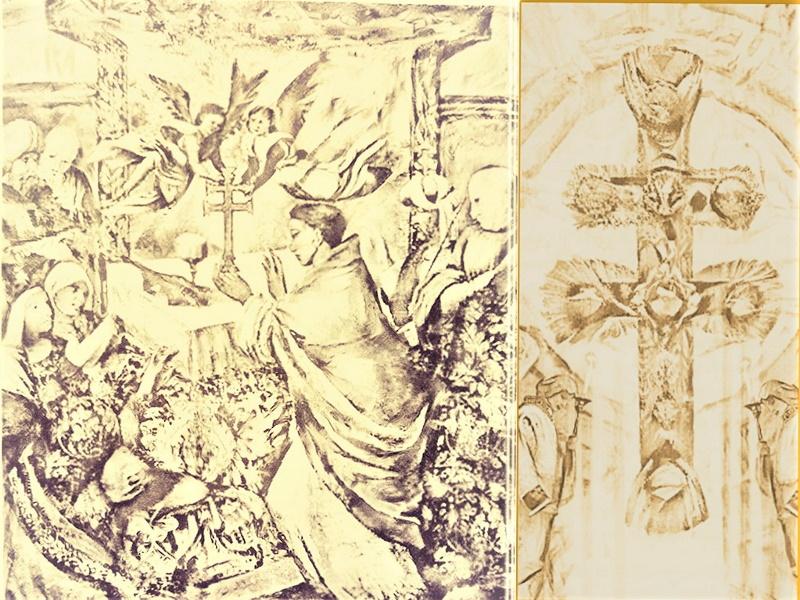 Явление Саградского Креста