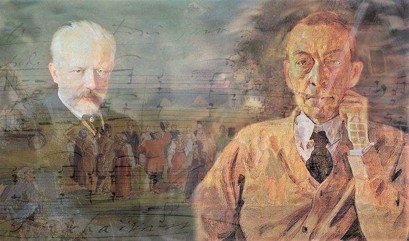 Чайковский и Рахманинов