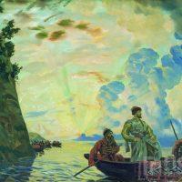 Степан Разин (Кустодиев 1918)