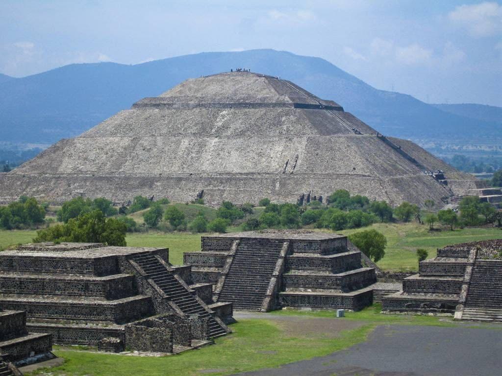 Пирамида Чолулы